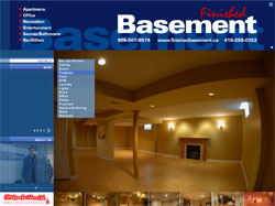 Flash презентация Finished Basement